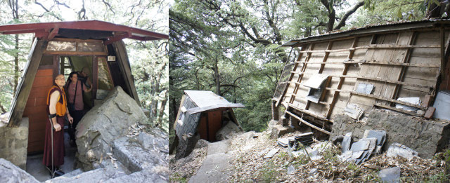 Goodbye A-Frames, Hello Retreat Huts!