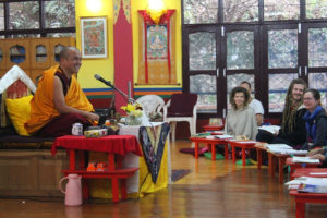"Geshe Dorji Damdul ""The Four Seals, Bodhicitta & Wisdom of Emptiness"" (12-day study retreat)"