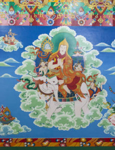 One aspect of Lama Tsong Khapa