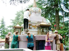 2011_News_Students_Stupa