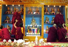 Tara consecration