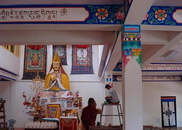 Gompa_Painting