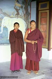 Lama Yeshe & Lama Zopa Rinpoche Tushita, 1976