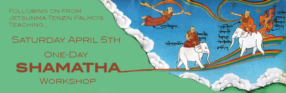 Shamatha Apr 2014