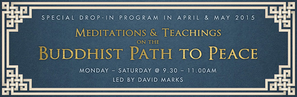 Buddhist Path to Peace