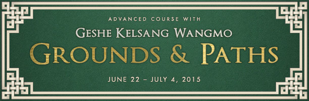 Grounds & Paths with Geshe Kelsang Wangmo