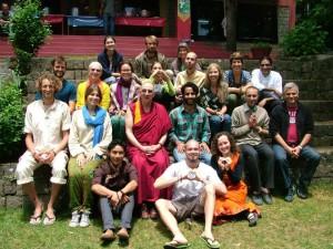 Medicine Buddha Retreat with Ven Namgyel, May 4 - 16
