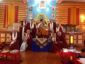 Pre-Ordination Course with Geshe Lobsang Dragpa and Ven Namdak, February 21 – March 11
