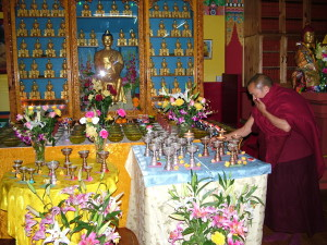 Days of Miracles – Samantabhadra clouds of offerings.