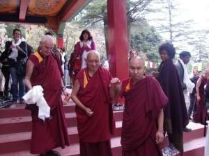 Lama Zopa Rinpoche at Tushita, March 29 – 31