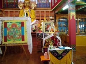 "Gen Gyatso teaching the ""12 Links of Dependent Arising"", May 1-3"
