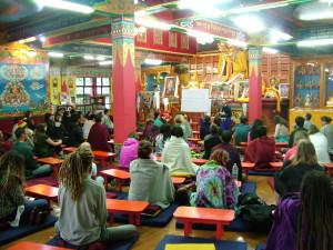 """What the Buddha Taught"" – Teaching by Shahar Tene on Saka Dawa Duechen"
