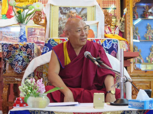 "Geshe Lhakdor teaching ""The Heart Sutra"", July 27 - 30"