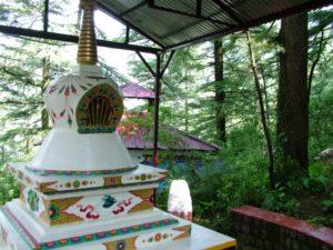 Gen Wangdu stupa