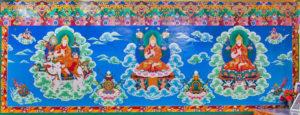 Three Aspects of Lama Tsongkhapa
