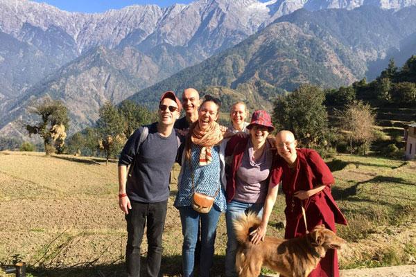 Yeshe-Group-Hike